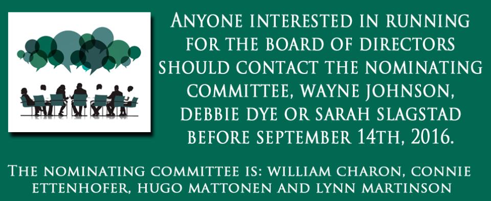 Board of Director Interest copy