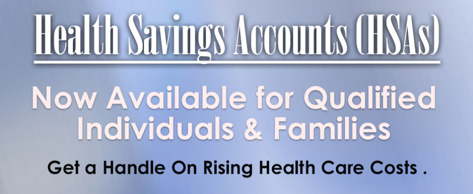 HSAs Now Available