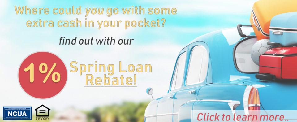 1% Loan Rebate